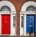 Georgian Doors by Inge Johnsson