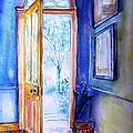 Winter Doorway Ireland    by Trudi Doyle