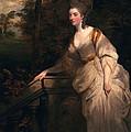 Georgiana Cavendish, Duchess by Sir Joshua Reynolds