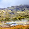 Geothermal Pools by Alexey Stiop