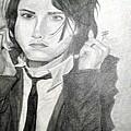 Gerard Way by Marianne Bartholomew