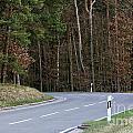 German Country Road by Jannis Werner