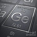 Germanium Chemical Element by Science Picture Co