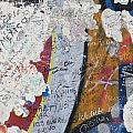 Germany, Berlin Wall Berlin by Teresa Ar�valo de Zavala