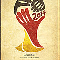 Germany World Cup Champion by Aged Pixel