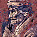 Geronimo  Photographed By Edward S. Curtis  1903-2013 by David Lee Guss