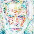 Gerry Mulligan - Portrait by Fabrizio Cassetta