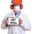 Get Well by Edward Fielding