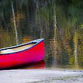 Getaway Canoe by Carolyn Marshall
