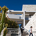 Getty Museum by Melinda Fawver