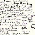 Gettysburg Address And I Have A Dream by David Bearden