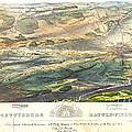 Gettysburg Battlefield 1863 by Padre Art