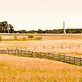 Gettysburg Battleground by Bob and Nadine Johnston