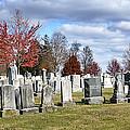 Gettysburg National Cemetery by Brendan Reals