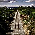 Gettysburg Railroad by Trish Tritz