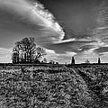 Gettysburg Sky by Joshua House