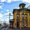 Gettysburg Train Station by Bill Cannon