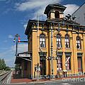Gettysburg Train Station by Cindy Manero