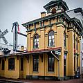 Gettysburg Train Station by Guy Whiteley