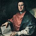 Ghedini Giuseppe Antonio, Portrait by Everett