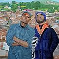 Ghetto Voice by Daniel Kisekka