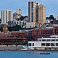 Ghirardelli Square by Kate Brown