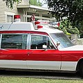 Ghost Buster Style Ambulance by Donna Wilson