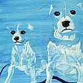 Ghost Dogs by Terry Lewey