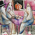 Ghost Gathering by Sylvia Pimental
