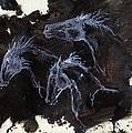 Ghost Horses by Angel Ciesniarska