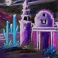 Ghost Mission by Brenda Salamone