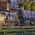 Ghost Of Old West No.1 by Mark Myhaver