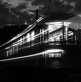 Ghost Of Trolleys Past II by Jim Poulos
