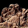 Ghost Rocks Or Ghosts Rock by Marcia Socolik