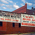 Ghost Sign. Clarksville Tennessee  by Chris  Kusik