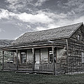 Ghost Town Homestead - Montana by Daniel Hagerman