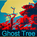 Ghost Tree Poster by Barbara Snyder