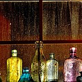 Ghostly Bottles by Vivian Sampson