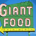 Giant Food by Jost Houk