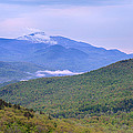 Giant Mountain From Owls Head by Panoramic Images
