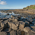 Giant S Causeway, Antrim Coast by Carl Bruemmer