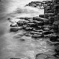 Giant's Causeway Waves  by Inge Johnsson