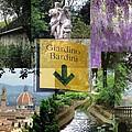 Giardino Bardini by Ellen Henneke