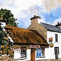Gibbons Thatched Pub  Mayo by Val Byrne
