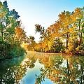 Gibralter Mi Waterway by Daniel Thompson