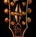 Les Paul - Gibson Headstock by Deena Athans