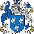 Gibson Coat Of Arms Irish by Heraldry
