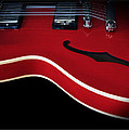 Gibson Es-335 Electric Guitar by John Cardamone
