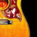 Gibson Hummingbird by Bill Cannon
