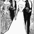 Gibson: The Debutante, 1899 by Granger
